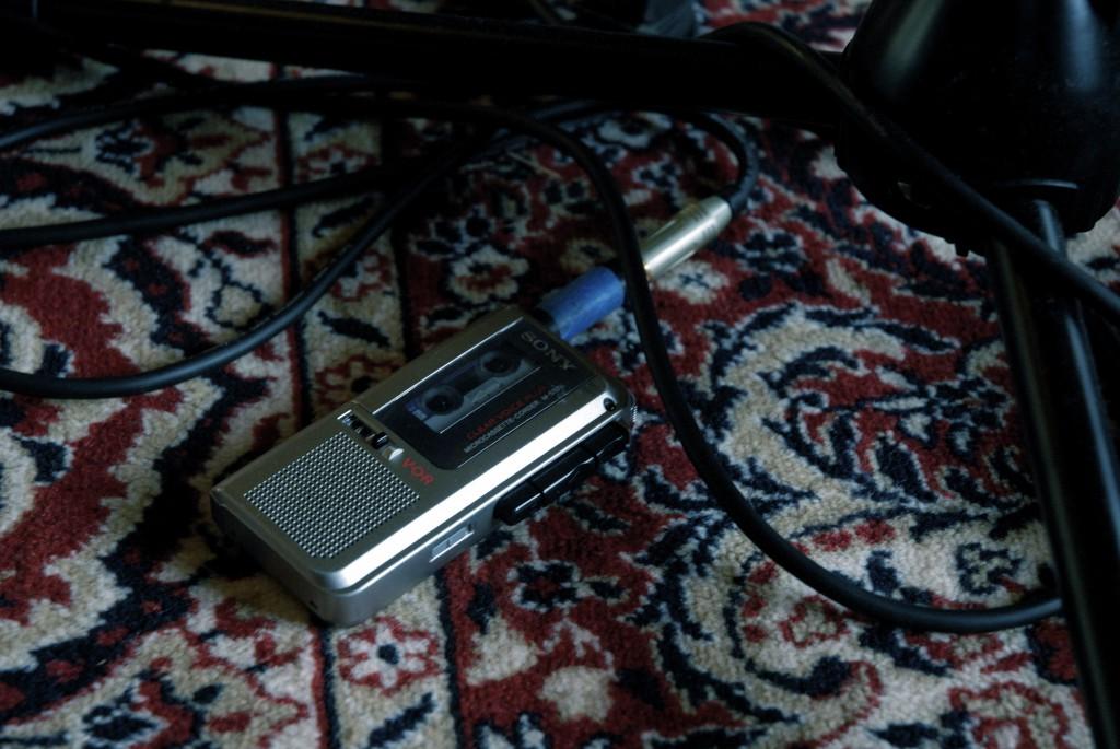 Microkassett